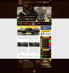 Gaming design for sale! by MYeSportdesign