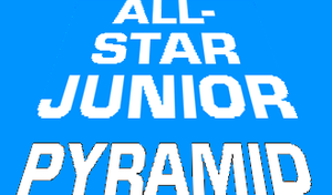 All-Star Junior Pyramid Logo by mrentertainment