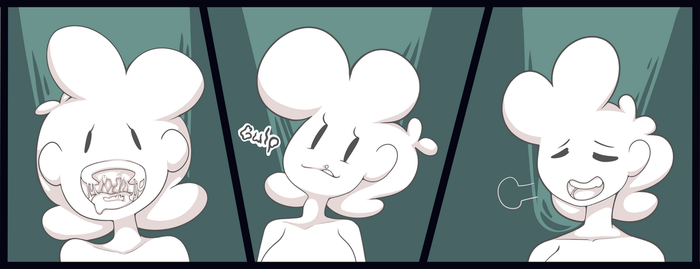 Marshmallow Girl?! page 3 by jj-psychotic