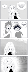Boku no Hero Academia - Pretty Smile by TC-96