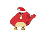 The Angry Birds Movie- Terence Claus by TotallyTunedIn