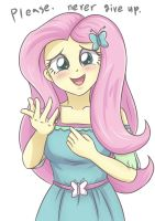 Fluttershy, by sumin6301