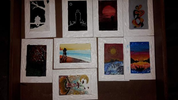 Art Works by klubiano