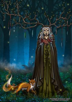 Witch - MoonSlayer Cover by Monica-NG