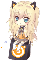 Turn the music up - SeeU by marukinz