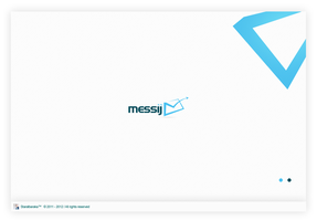 LOGO - MESSIJ by StarAlBaraka