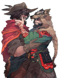 McHanzo by MLarty