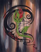 Red Rose by jennymacattack