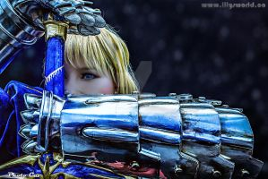 Saber Cav 1a  by Lilysworld05