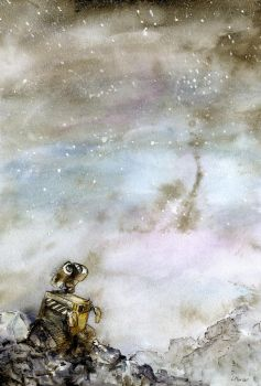 Wall-e by Geek-Chic