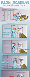 Norwegian - Dash Academy 2 Hot Flank Part 1 by TheHallOfMall