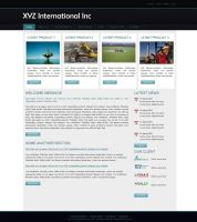 XYZ International layout2 by mazia10