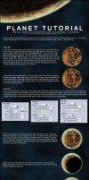 Planet Tutorial by Inventor