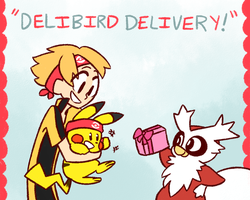 EVENT: DELIBIRD DELIVERY!