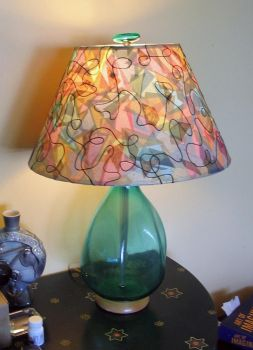 Lampshade by donitacurioso