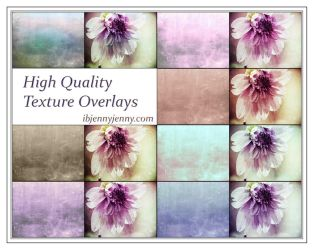 High Quality Texture Overlays By Ibjennyjenny by ibjennyjenny
