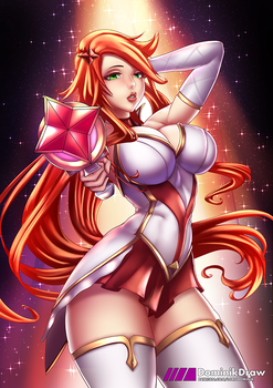 Star Guardian Miss Fortune by Lord-Dominik