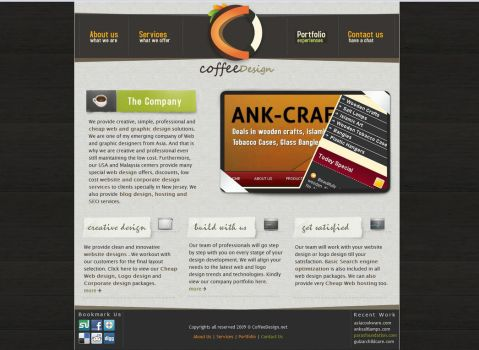 Coffeedesign.net final by ahsanpervaiz