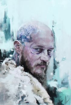 King in the North | Colour study by Irishmellow