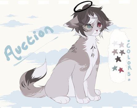 DESIGN AUCTION by mewvia