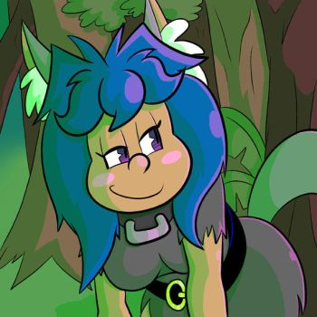 Jazzy In The Jungle by Pembroke