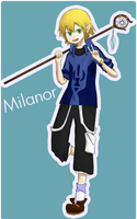 dA-F: Milanor by Jun396