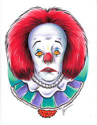 Pennywise - 1990 by melies