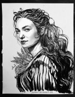 Demelza (Eleanor Tomlinson) by JustAnoR