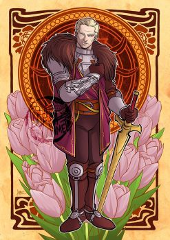 DAI - Decorative Heroes - Cullen by aimo