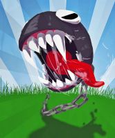 Brutal Chain Chomp by WYNTERFANG