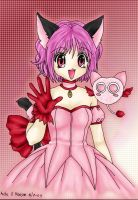 Mew for  Mew : D by hiei14