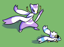 mienshao and wingull