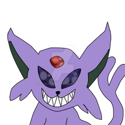 MegaEspeon (Trade) by Midday-Mew