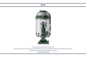 Droid R2-D6 by WS-Clave