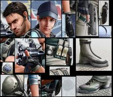 BSAA - Detalles by Varges