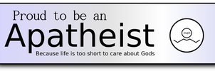 Apatheist by doctormo