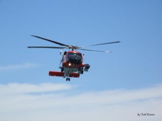 Coast Guard Search and Rescue by JustmeTD