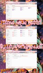 Tema IconPackager Aqua Pastel by leyfzalley