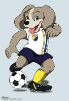 Puccio for A.C.D. Marignanese soccer team by nime080