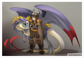 How to Train you Digimon by ShadowOfSolace