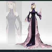 (CLOSED) Adoptable Outfit Auction 266 by JawitReen