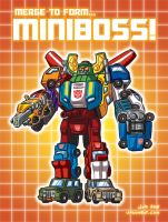 MINIBOSS by jasonhohoho