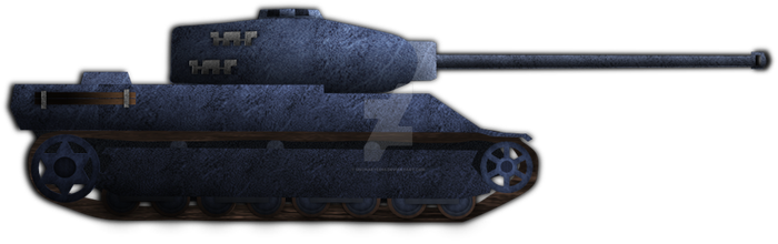 Amx M4 45 by Uncharted95