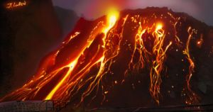 Its a volcano by Zeth-09