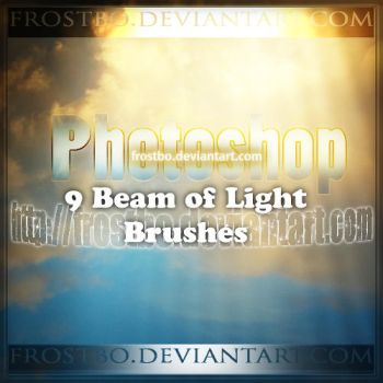 Beam Of Light Photoshop by FrostBo