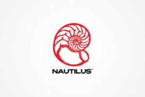 Nautilus Logo Design by Dragonis0