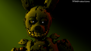 Springtrap Icon Test by TF541Productions