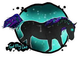 5460 NGS Spot My Dot - Stakorn Stallion by KimboKah