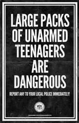Teenagers are Dangerous by luvataciousskull
