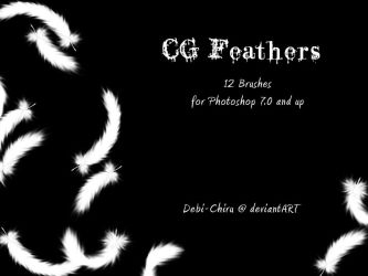 CG Feathers by Cospigeon